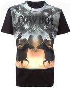 Philipp Plein 'Cowboy' T-Shirt - Lyst