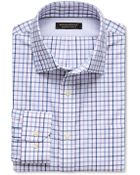 Banana Republic Classic-Fit Non-Iron Plaid Shirt - Lyst