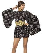 Dolce & Gabbana Gold Plated High Waist Belt - Lyst