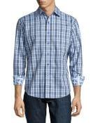 Robert Graham Let It Be Plaid Woven Sport Shirt - Lyst