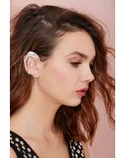 Nasty Gal Fossilize Ear Cuff - Lyst