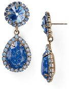 Dannijo Monaco Earrings - Lyst
