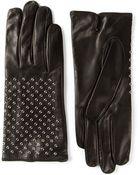 Ermanno Scervino Studded Gloves - Lyst