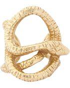 Suzannah Wainhouse Jewelry Snake Ring - Lyst