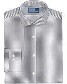 Polo Ralph Lauren Fitted Striped Poplin Estate Dress Shirt - Lyst