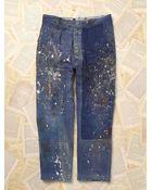 Free People Womens Vintage 1930S Work Pants - Lyst