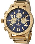 Nixon The 48-20 Chrono - Lyst