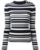 Joseph Sailor Ribbed Sweater - Lyst