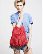 Wool And The Gang Milo Beach Bag - Lyst