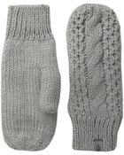 The North Face Women'S Cable Knit Mitt - Lyst