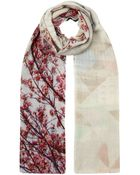 Whistles Lily & Lionel Nyc Blossom Scarf - Lyst