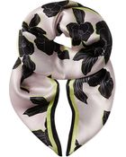 Paul Smith Miami Floral Square Scarf - Lyst