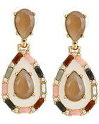 Kate Spade Adventurous Gems Earrings - Lyst