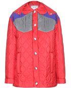 Miu Miu Quilted Jacket - Lyst