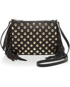 Rebecca Minkoff Crossbody - Bloomingdale'S Exclusive Studded Kerry - Lyst
