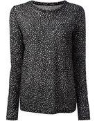 Proenza Schouler Polka Dot T-Shirt - Lyst