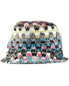 Harvey Faircloth Multi Knit Hat - Lyst