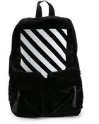 Off-white Diagonals Backpack - Lyst