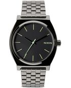 Nixon 'The Time Teller' Watch - Lyst