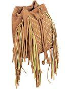 Petite Mendigote Leather Bag - Yepa - Lyst