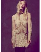 Free People Womens Limited Edition Gemma'S Holiday Dress - Lyst