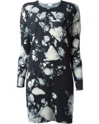 Lala Berlin Kira Ice Print Dress - Lyst