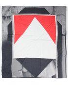 Givenchy Geometric Print Scarf - Lyst
