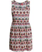 H&M Sleeveless Dress - Lyst
