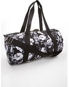 21men Abstract Floral Duffle Bag - Lyst