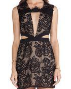 Stylestalker Night Fever Dress - Lyst
