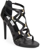 Steve Madden Paddy Cutout Sandals - Lyst