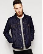 Asos Denim Jacket - Lyst