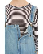 Current/Elliott Denim Ranch Hand Overalls - Lyst