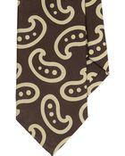 Drake's Paisley Neck Tie - Lyst