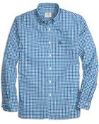 Brooks Brothers Gingham Sport Shirt - Lyst