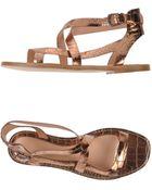 Sigerson Morrison Sandals - Lyst