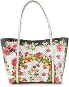 Dolce & Gabbana 'Escape' Shopper Tote - Lyst