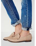 Free People Womens Bexley Loafer - Lyst