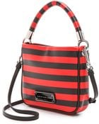 Marc By Marc Jacobs Too Hot To Handle Printed Hoctor Bag - Cambridge Red Multi - Lyst