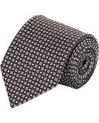 Ermenegildo Zegna Mixed Squarepattern Neck Tie - Lyst
