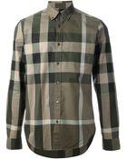 Burberry Brit Fred Shirt - Lyst