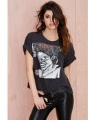 Nasty Gal Vintage The Cramps Tour Tee - Lyst