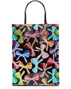 Harrods Medium Coloured Bows Shopper Bag - Lyst