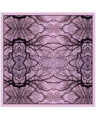 Silk By Bryony Central Park #2 Silk Georgette Scarf - Lyst