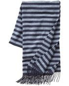 Gap Stripe Scarf - Lyst