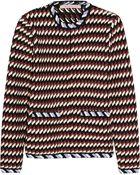 Christopher Kane Jacquard-Knit Jacket - Lyst