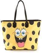 Moschino Spongebob Tote - Lyst