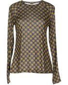 Siyu Long Sleeve T-Shirt - Lyst