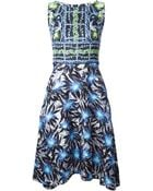 Peter Pilotto 'Lt' Dress - Lyst