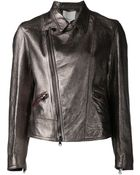 3.1 Phillip Lim Classic Motorcycle Jacket - Lyst